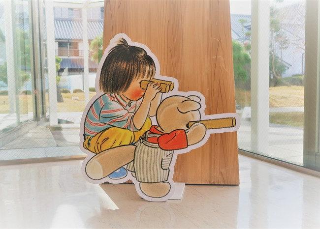 林明子さんの絵本展でみつけたもの