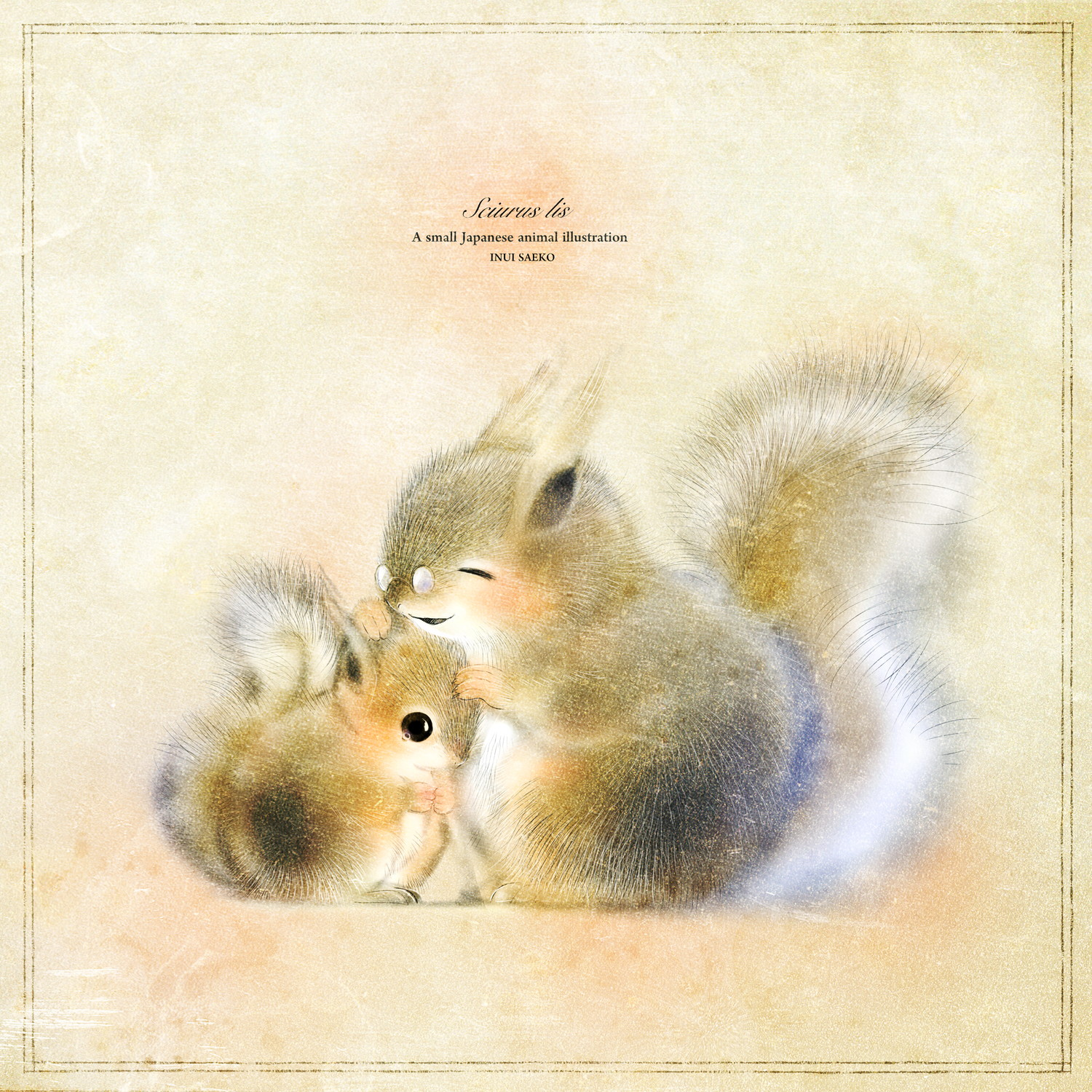squirrel-Children